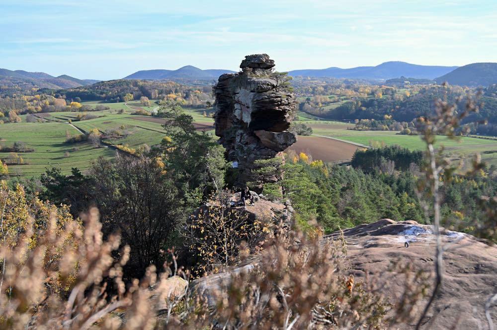geiersteine tour wanderung 3 - Geiersteine: Wanderung auf der Geiersteine-Tour