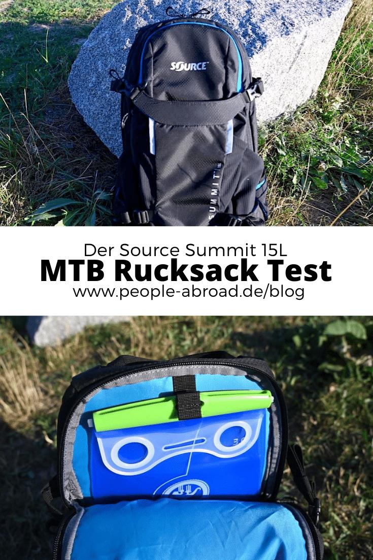 source mountainbike rucksack - Source Outdoor Summit 15L MTB-Rucksack