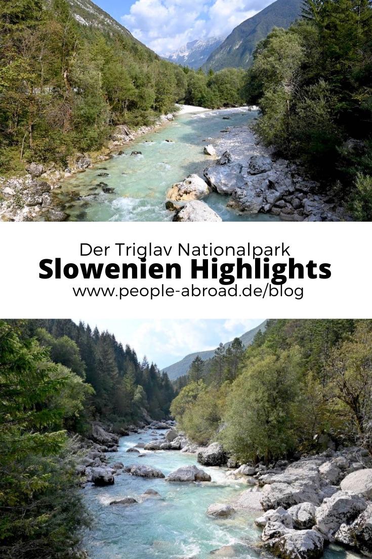 triglav nationalpark slowenien - Triglav Nationalpark: Naturerlebnis Slowenien
