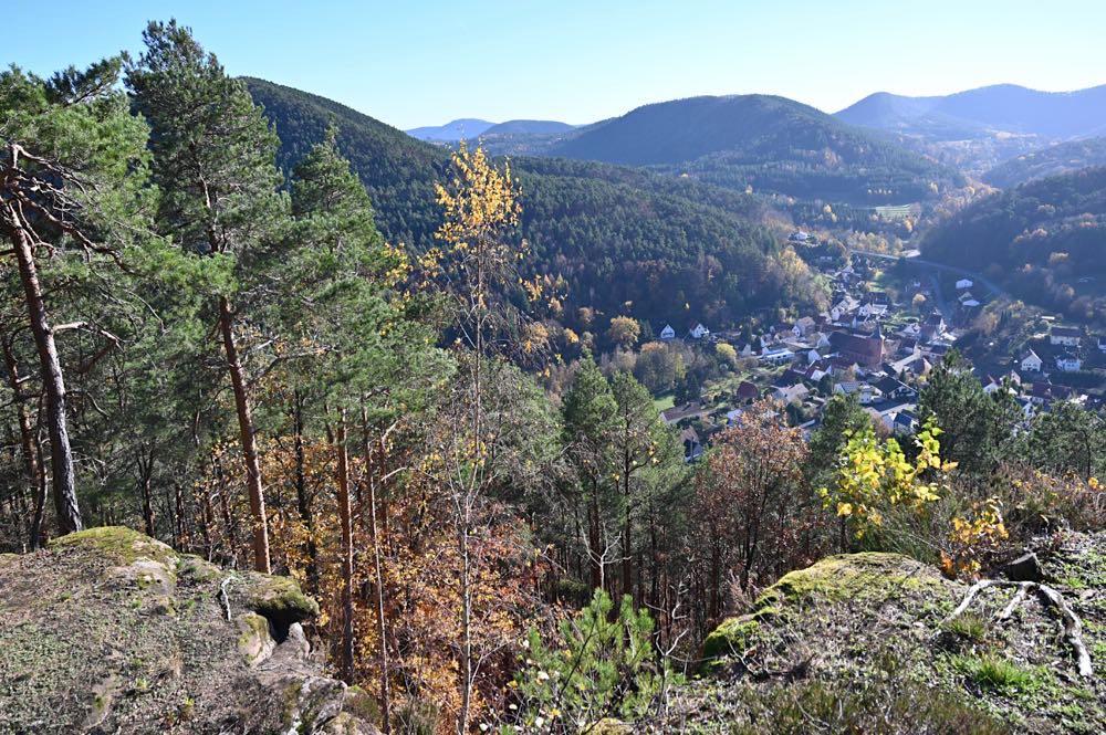 hauenstein wandern pfalz 11 - Höllenberg-Tour: Wandern in Hauenstein