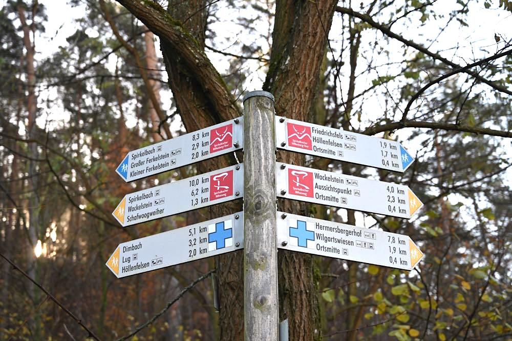 hauenstein wandern pfalz 2 - Höllenberg-Tour: Wandern in Hauenstein