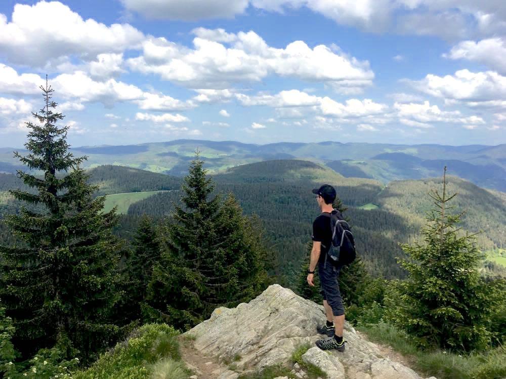 belchensteig geniesserpfad schwarzwald 12 - Wandern