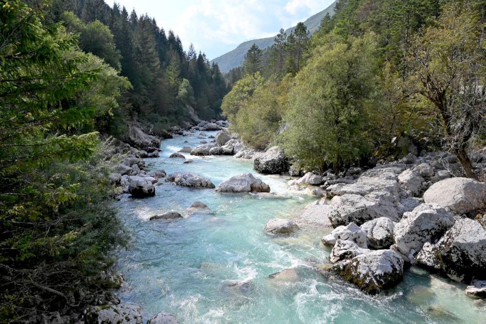 soca tal slowenien 11 - 15 Highlights im Soča-Tal in Slowenien