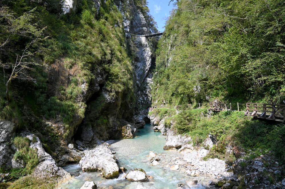 soca tal slowenien 12 - 15 Highlights im Soča-Tal in Slowenien