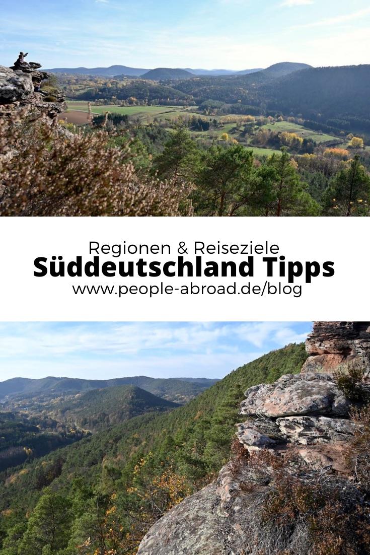sueddeutschland reiseziele regionen - Süddeutschland: 12 schöne Regionen & Reiseziele