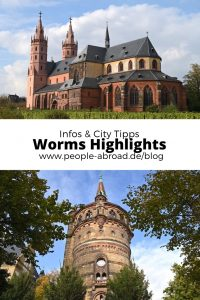 worms sehenswuerdigkeiten 200x300 - Worms: Sehenswürdigkeiten, Highlights & Tipps