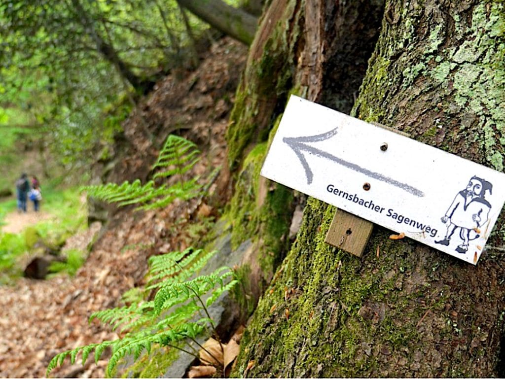 gernsbacher sagenweg murgtal wandern 1 1024x769 - Gernsbacher Sagenweg im Schwarzwald