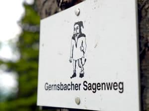 gernsbacher sagenweg murgtal wandern 10 - Gernsbacher Sagenweg im Schwarzwald