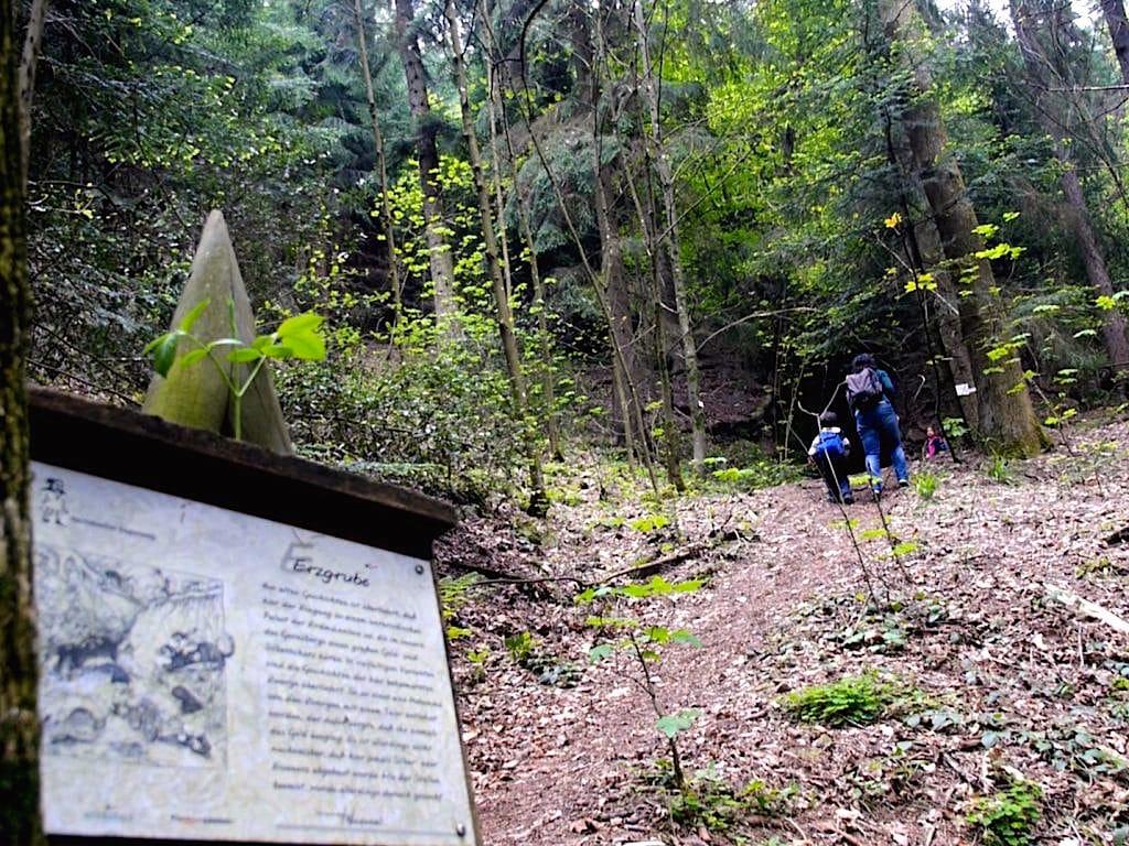 gernsbacher sagenweg murgtal wandern 7 - Gernsbacher Sagenweg im Schwarzwald