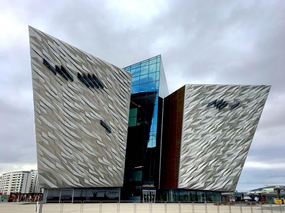 titanic museum belfast 1 - Titanic Museum Belfast: Besuch & virtuelle Tour