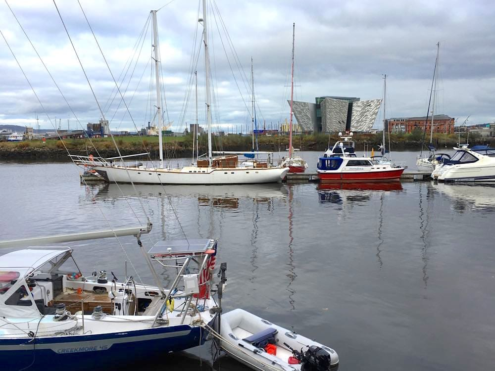 titanic museum belfast 10 - Titanic Museum Belfast - virtuelle Tour