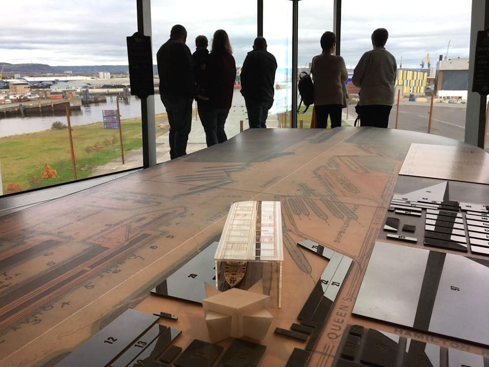 titanic museum belfast 2 - Titanic Museum Belfast: Besuch & virtuelle Tour