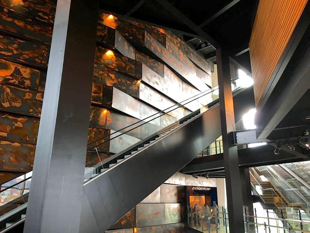 titanic museum belfast 4 - Titanic Museum Belfast - virtuelle Tour