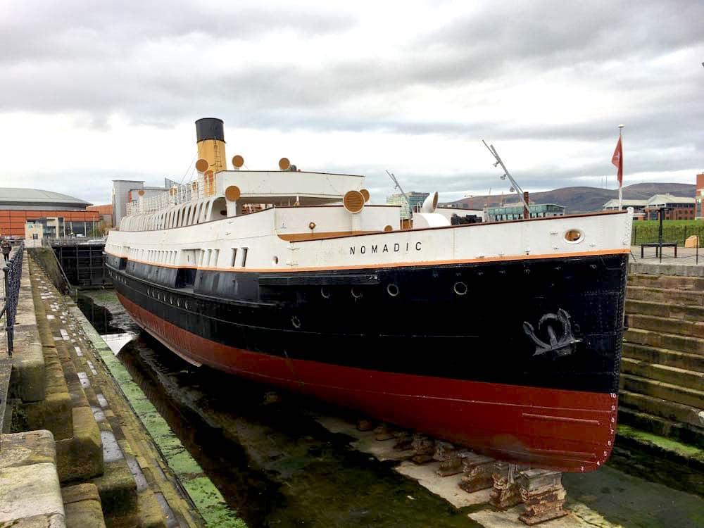 titanic museum belfast 6 - Titanic Museum Belfast - virtuelle Tour