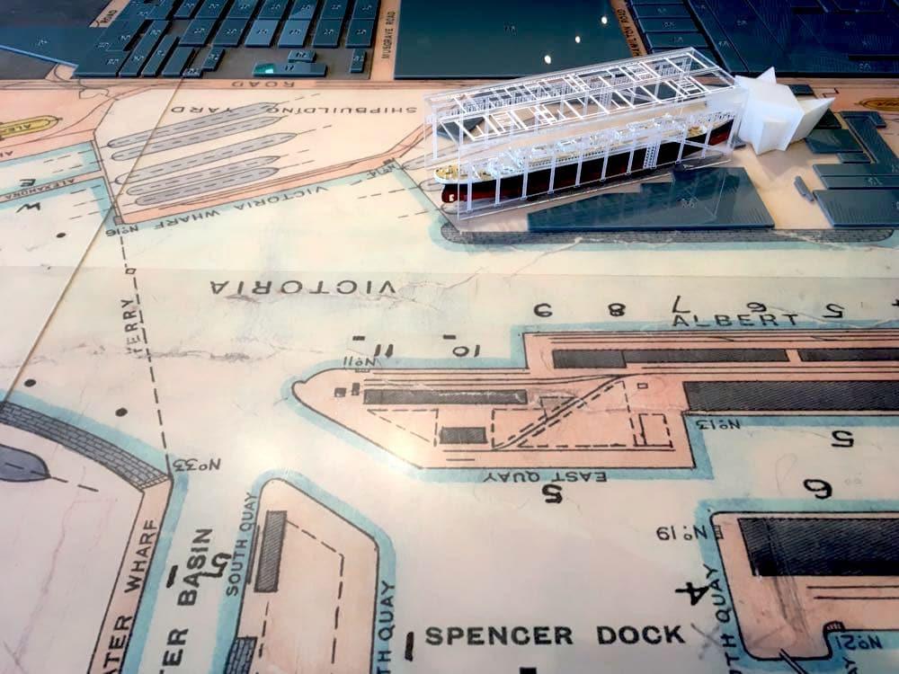 titanic museum belfast 8 - Titanic Museum Belfast - virtuelle Tour