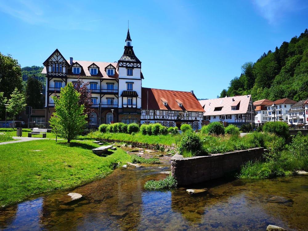 ausflugsziele schwarzwald ausfluege bad herrenalb - Ausflugsziele Schwarzwald: Highlights für den Sommer
