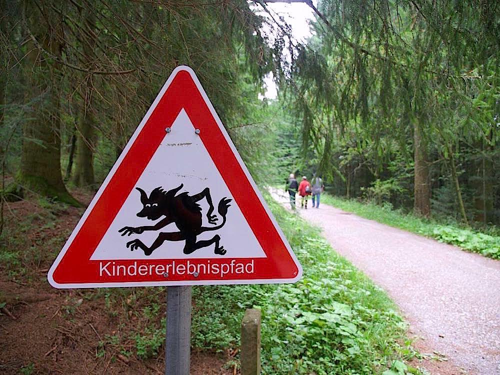 kaltenbronn trollpfad 3 - Kaltenbronn: 7 Schwarzwald-Tipps für Familien