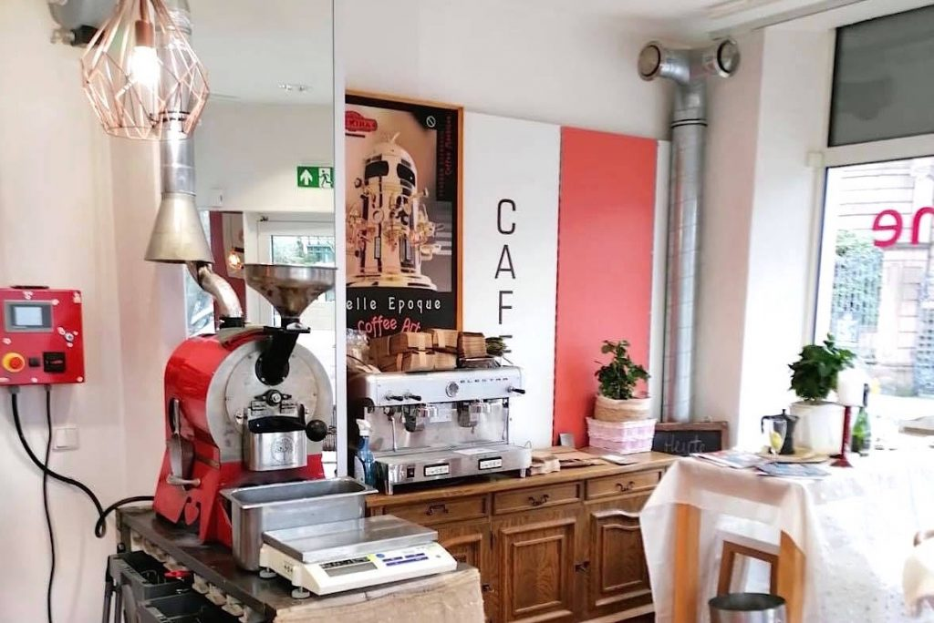cafes worms arte del caffe 1024x684 - Cafés in Worms & Tipps zu Coffee Bars