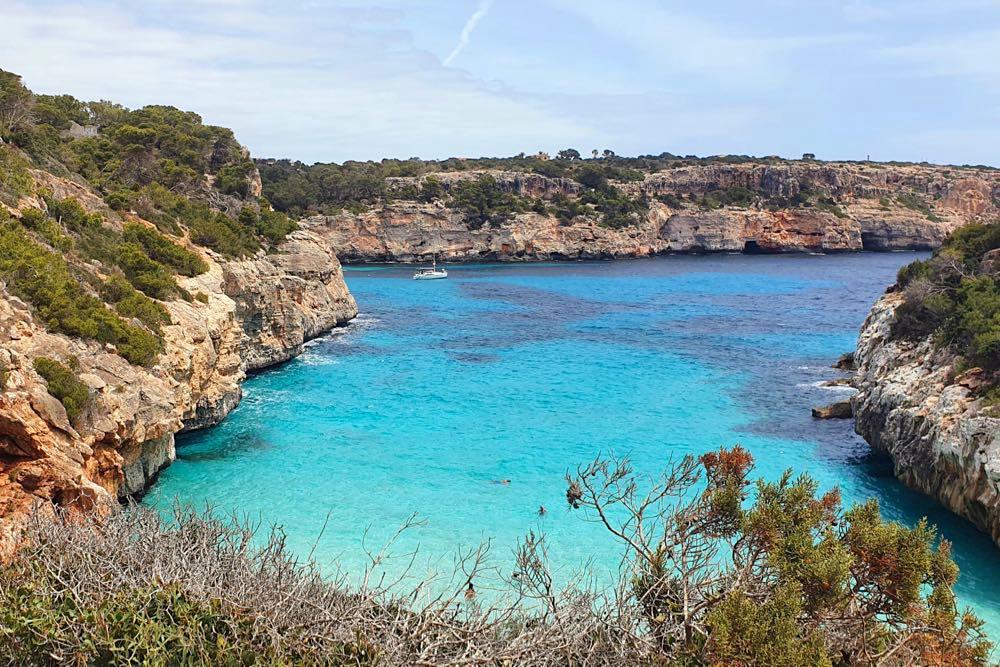 mallorca ausflugsziele calo del moro - 10 Mallorca Ausflugsziele, Highlights & Tipps