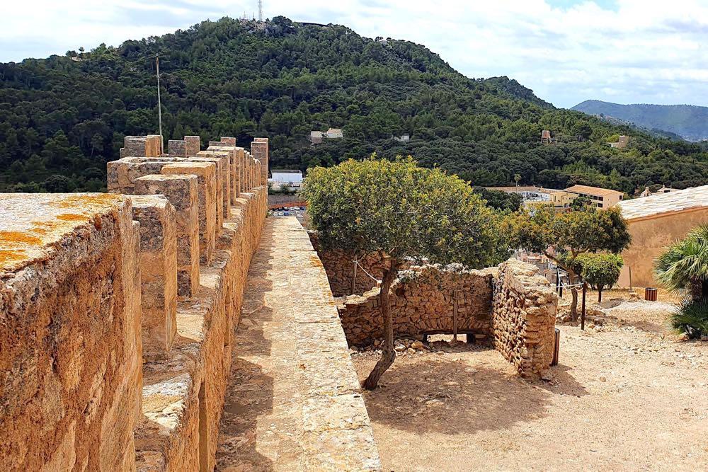 mallorca ausflugsziele castell de capdepera - 10 Mallorca Ausflugsziele, Highlights & Tipps