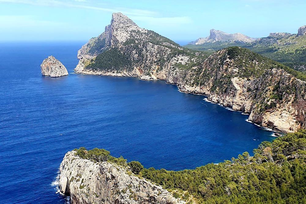 mallorca ausflugsziele mirador es colomer - 10 Mallorca Ausflugsziele, Highlights & Tipps