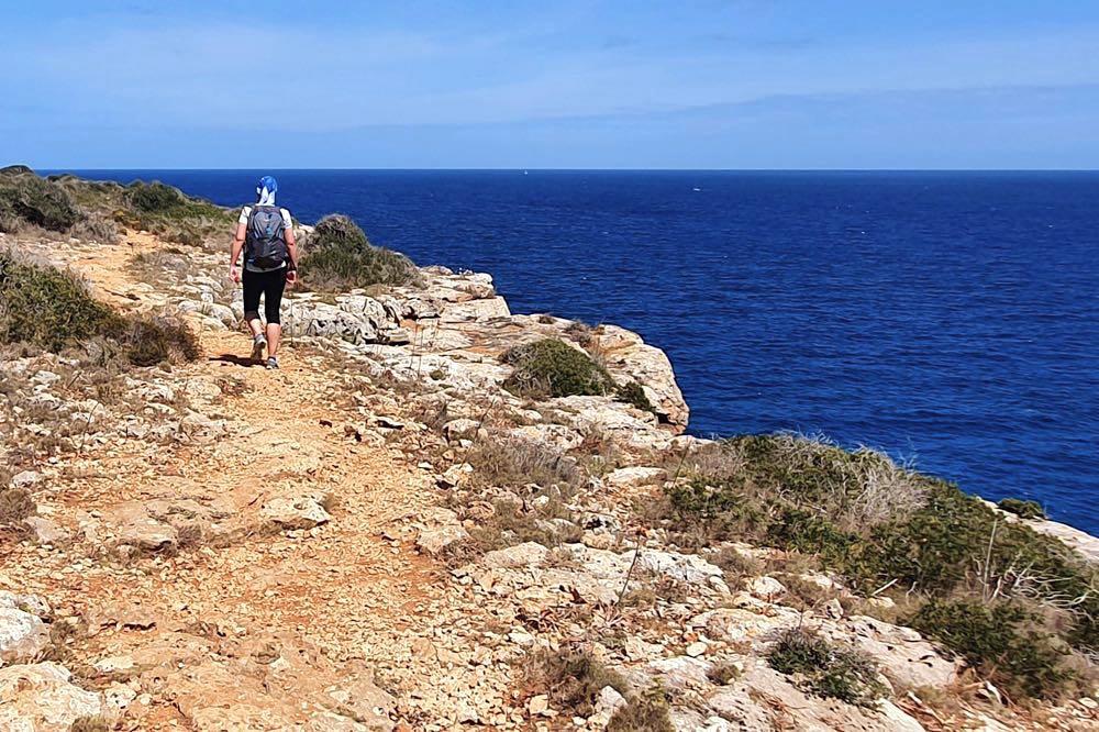 mallorca ausflugsziele wanderung calo des marmols marmorbucht - 10 Mallorca Ausflugsziele, Highlights & Tipps