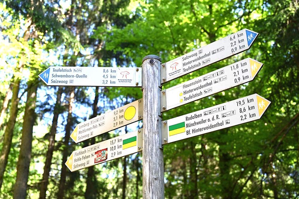 pfaelzerwald sehenswuerdigkeiten 24 - Pfälzerwald: Sehenswürdigkeiten & Ausflugsziele