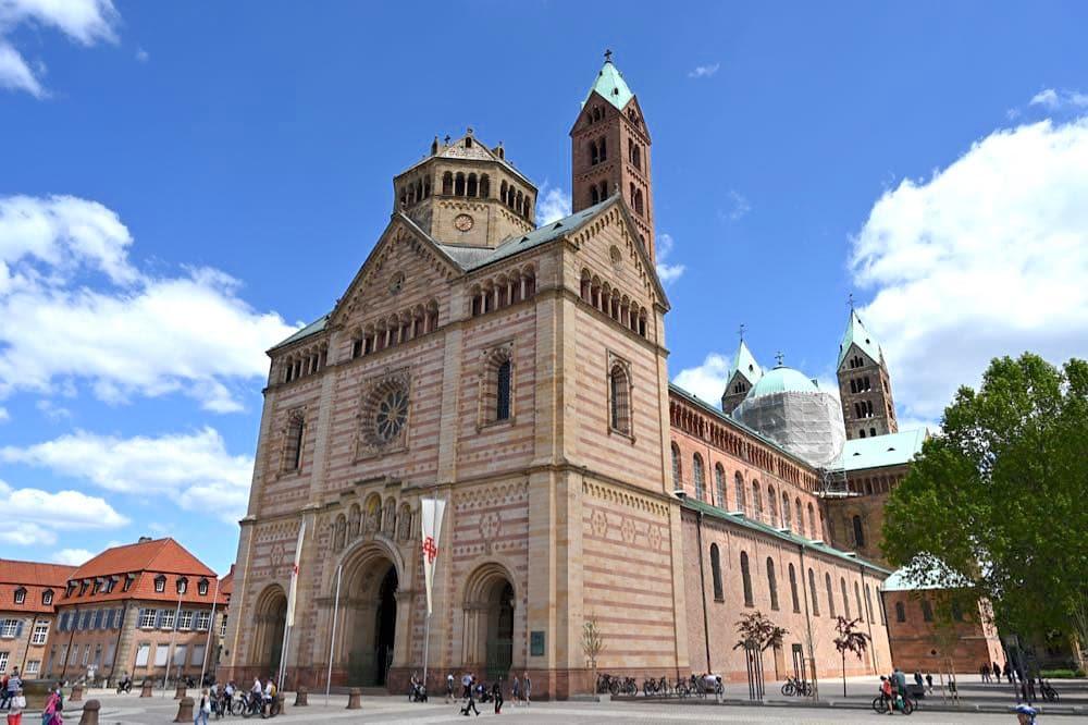 speyer sehenswuerdigkeiten 1 - Speyer: Sehenswürdigkeiten an einem Tag