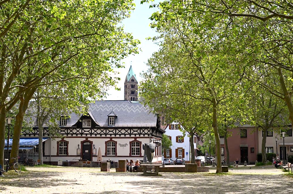 speyer sehenswuerdigkeiten 12 - Speyer: Sehenswürdigkeiten an einem Tag