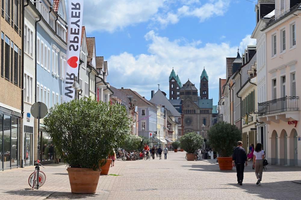 speyer sehenswuerdigkeiten 5 - Speyer: Sehenswürdigkeiten an einem Tag