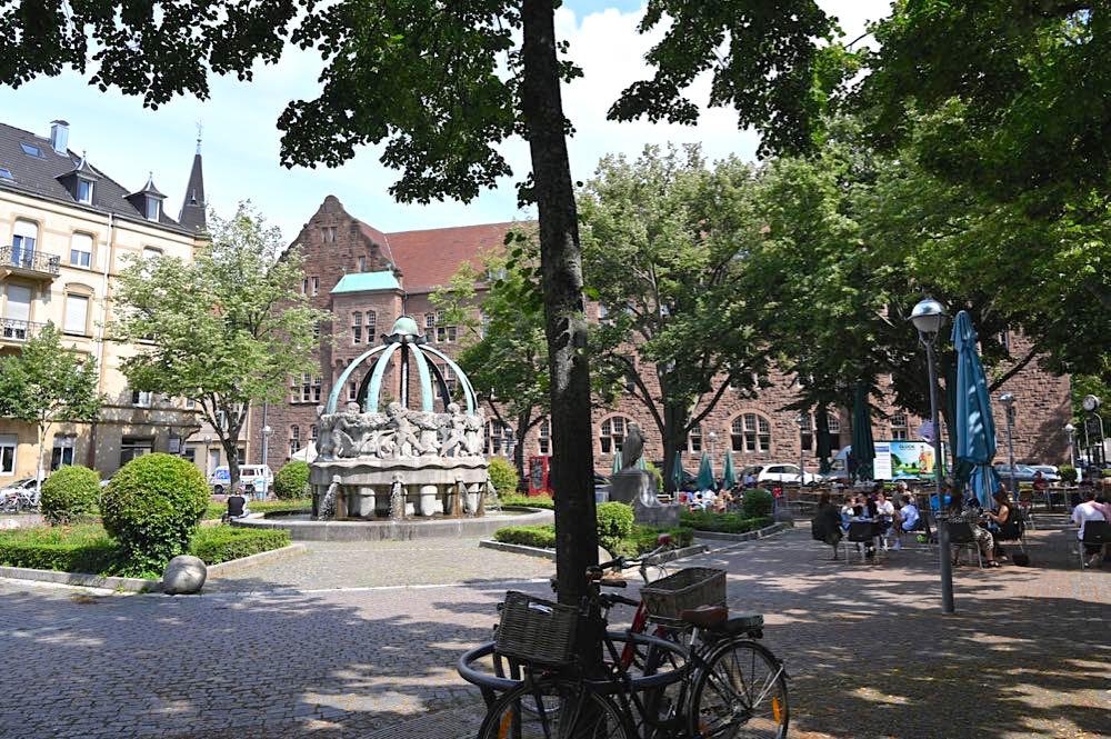 karlsruhe sehenswuerdigkeiten 12 - Karlsruhe: Sehenswürdigkeiten mit dem Rad entdecken