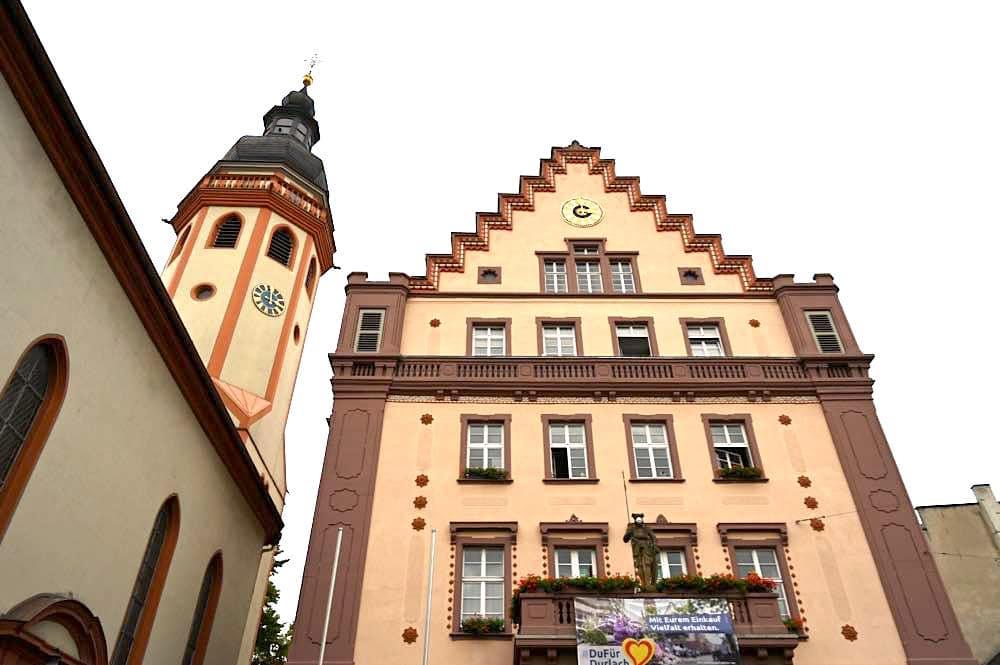 karlsruhe sehenswuerdigkeiten durlach 19 - Karlsruhe: Sehenswürdigkeiten mit dem Rad entdecken