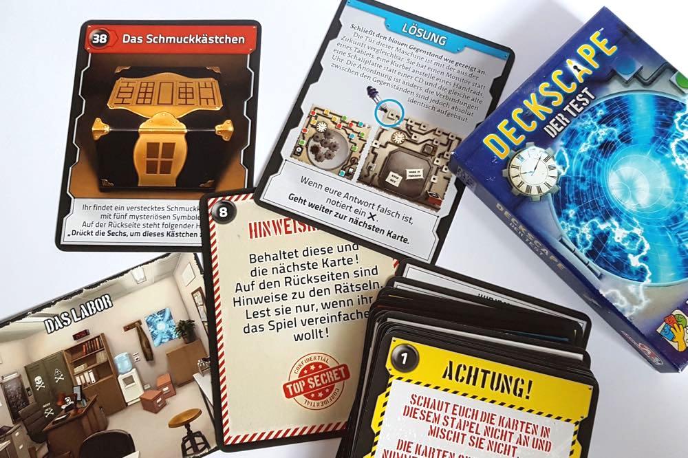 reisespiele spiel deckscape - Die 10 besten Reisespiele für unterwegs