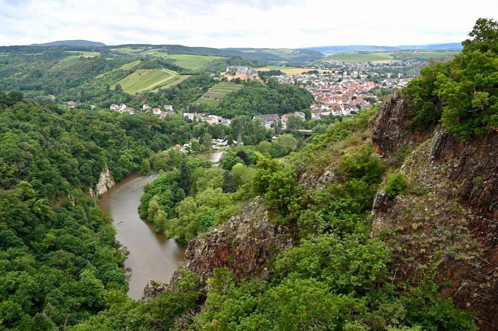 rotenfels rheingrafenstein nahe wandern 1 - Rotenfels & Rheingrafenstein - Wandern im Nahetal