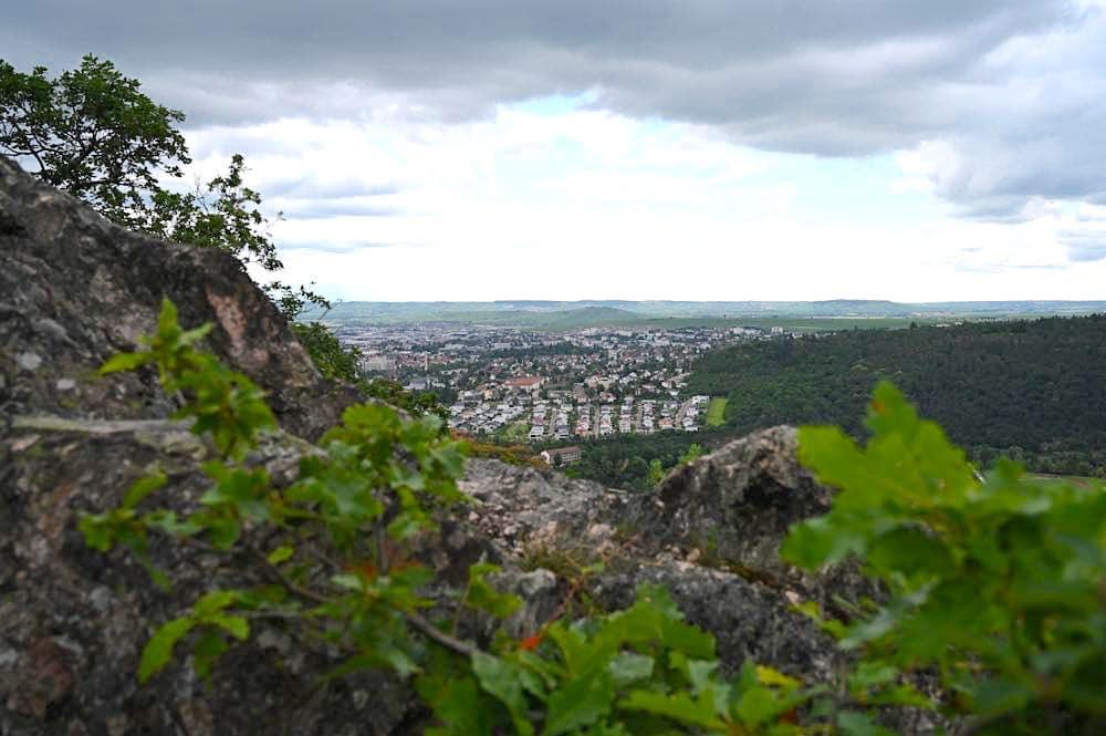 rotenfels rheingrafenstein nahe wandern 12 - Rotenfels & Rheingrafenstein - Wandern im Nahetal