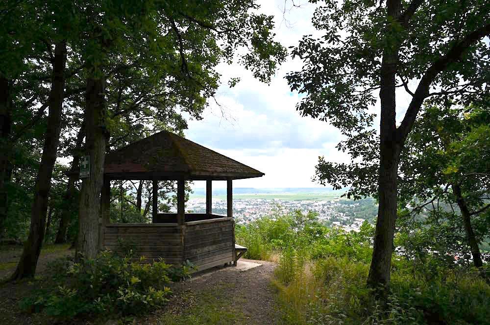 rotenfels rheingrafenstein nahe wandern 14 - Rotenfels & Rheingrafenstein - Wandern im Nahetal