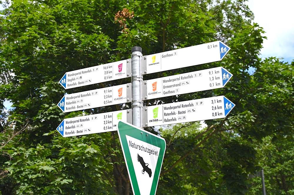 rotenfels rheingrafenstein nahe wandern 15 - Rotenfels & Rheingrafenstein - Wandern im Nahetal