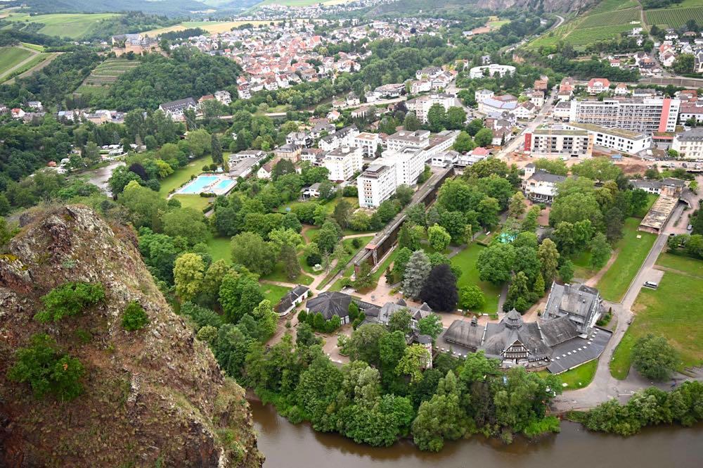 rotenfels rheingrafenstein nahe wandern 2 - Rotenfels & Rheingrafenstein - Wandern im Nahetal