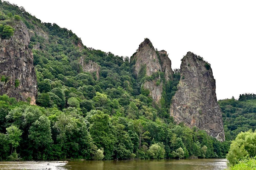 rotenfels rheingrafenstein nahe wandern 3 - Rotenfels & Rheingrafenstein - Wandern im Nahetal