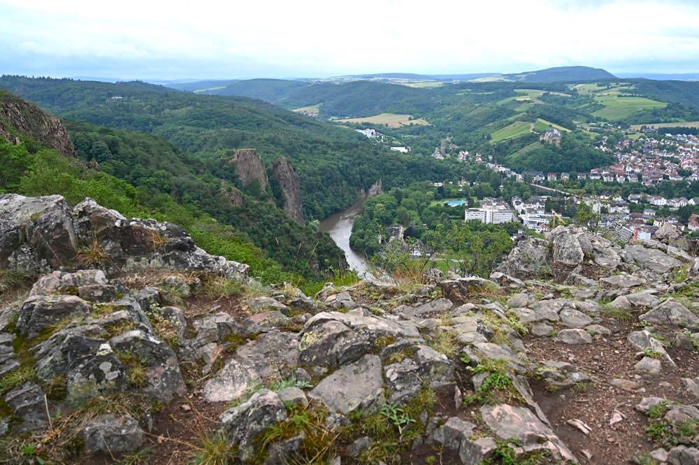 rotenfels rheingrafenstein nahe wandern 5 - Rotenfels & Rheingrafenstein - Wandern im Nahetal