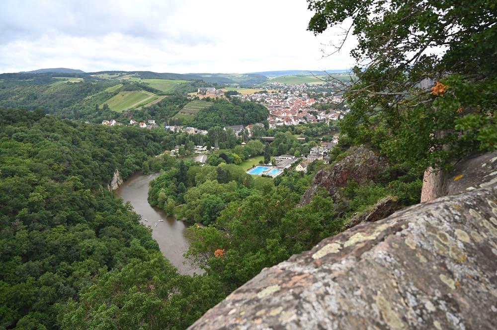 rotenfels rheingrafenstein nahe wandern 6 - Rotenfels & Rheingrafenstein - Wandern im Nahetal