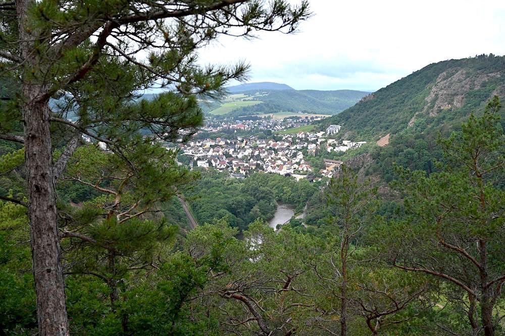 rotenfels rheingrafenstein nahe wandern 7 - Rotenfels & Rheingrafenstein - Wandern im Nahetal