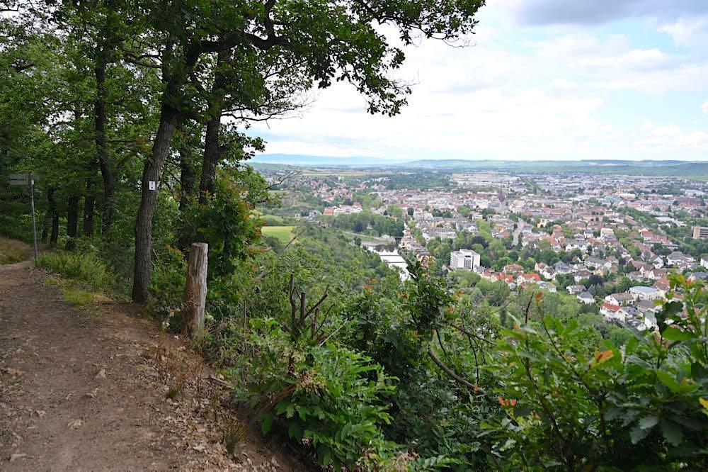 rotenfels rheingrafenstein nahe wandern 8 - Rotenfels & Rheingrafenstein - Wandern im Nahetal