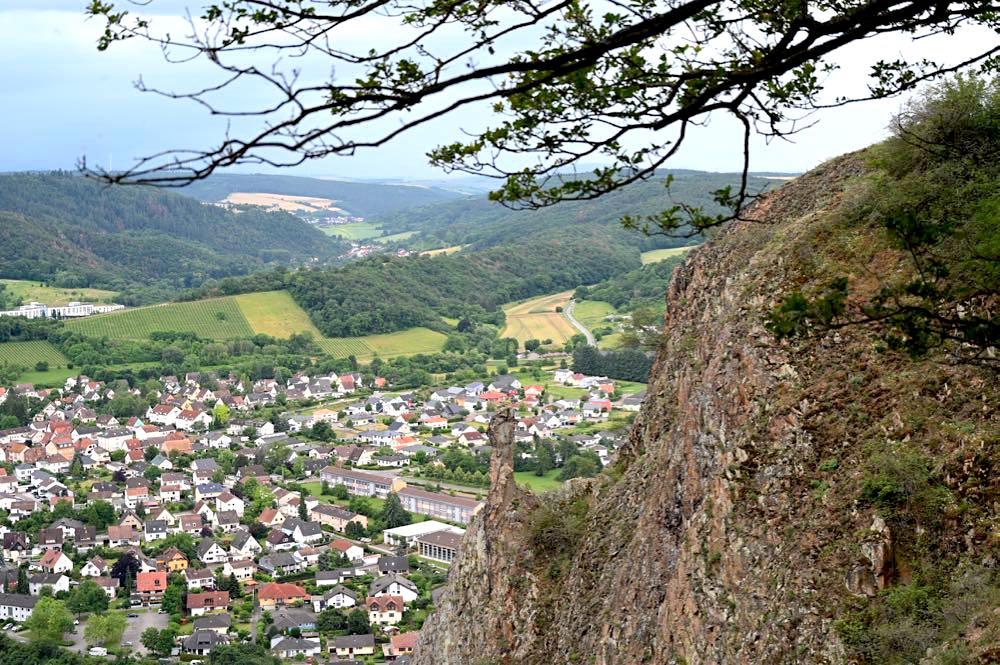rotenfels rheingrafenstein nahe wandern 9 - Rotenfels & Rheingrafenstein - Wandern im Nahetal