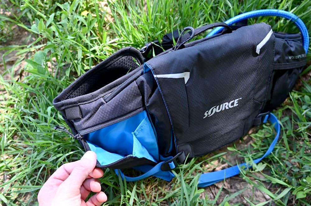source outdoor hipster ultra 10 - Source Outdoor: Hipster Ultra 5L im Test