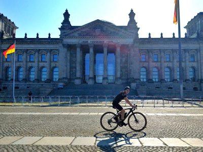 Mauerradweg: Berlin und die Umgebung erkunden