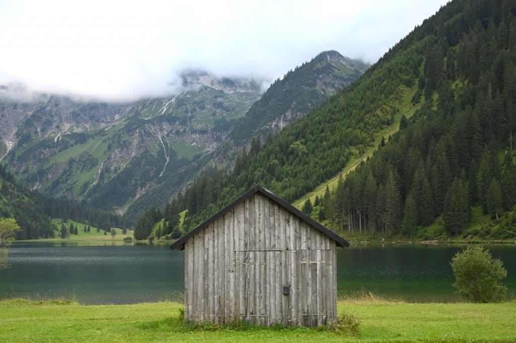 tannheimer tal wandern 14 1024x681 - Tannheimer Tal: Wandern, Hütten & Seen in Tirol