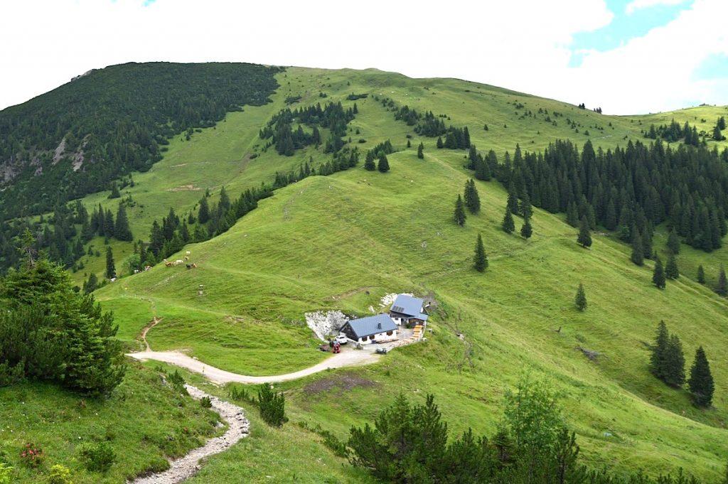 tannheimer tal wandern 22 1024x681 - Tannheimer Tal: Wandern, Hütten & Seen in Tirol