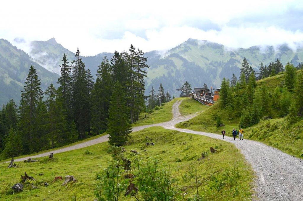 tannheimer tal wandern 25 1024x681 - Tannheimer Tal: Wandern, Hütten & Seen in Tirol