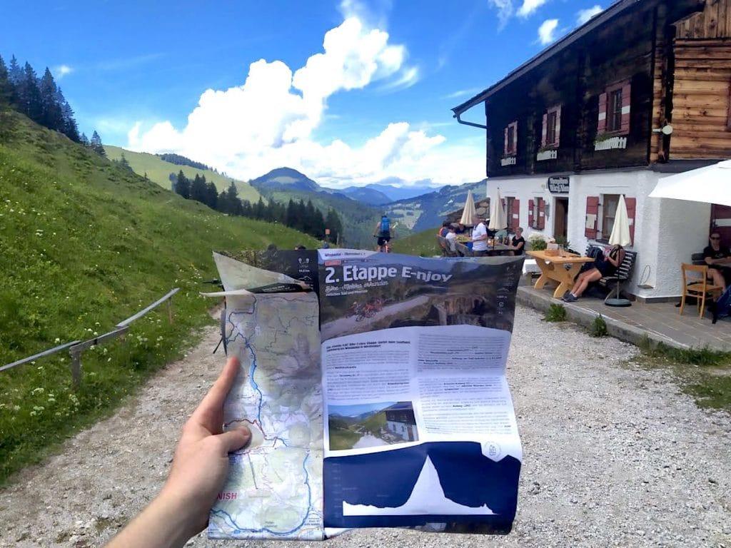 kitzbueheler alpen 10 1024x768 - Kitzbüheler Alpen: Mountainbiken in Tirol